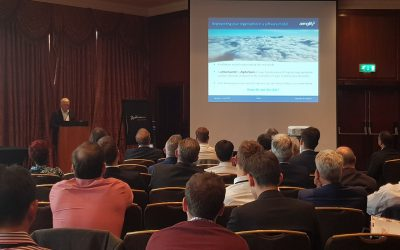 Aerogility brings multi-agent simulation to the Predictive Aircraft Maintenance Conference 2019